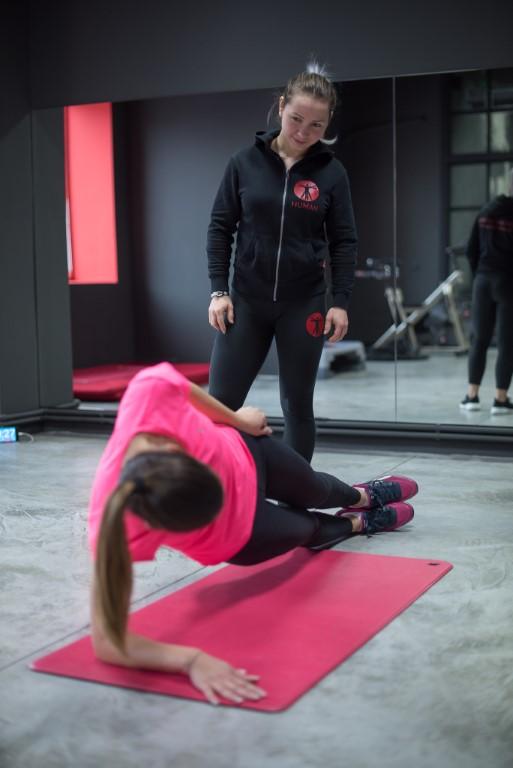 fitness personalizat