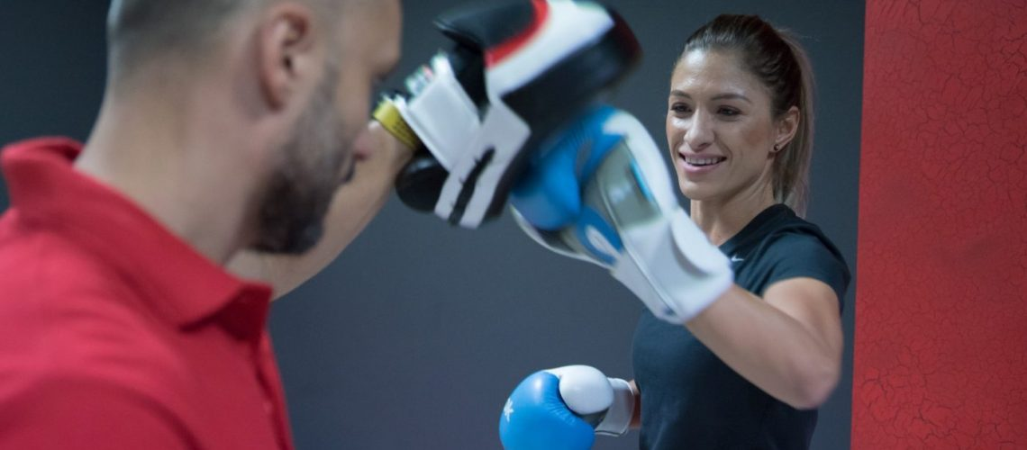 kickboxing unirii